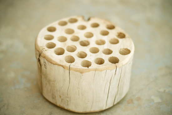 Craft ideas. An unconventional handmade PENCIL HOLDER from wood / Arts ...